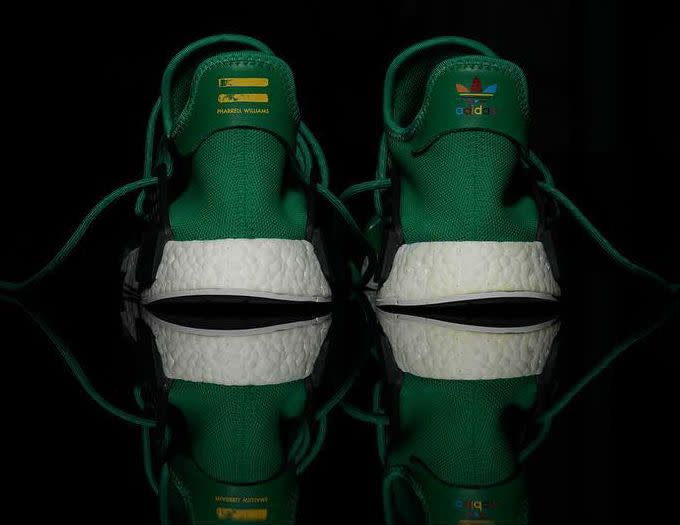 4 New Colours Of Pharrell's Cheap Adidas Originals Tennis HU NMD
