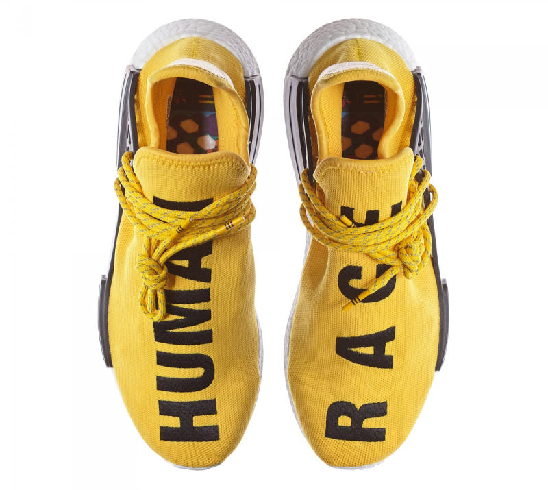 new concept 5db38 19458 Adidas Pharrell NMD Yellow | Complex