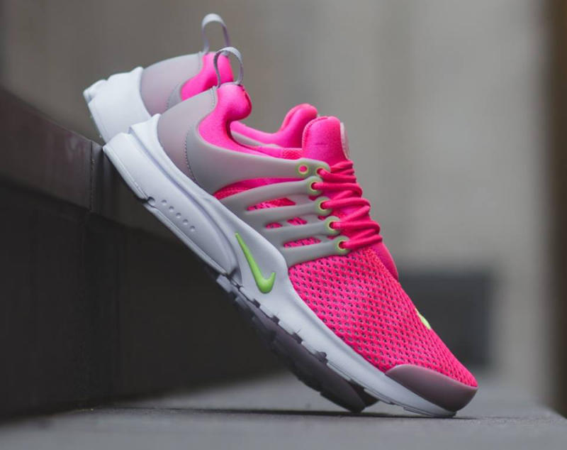 Nike Air Prestos Are Pretty in Pink 5526902e8