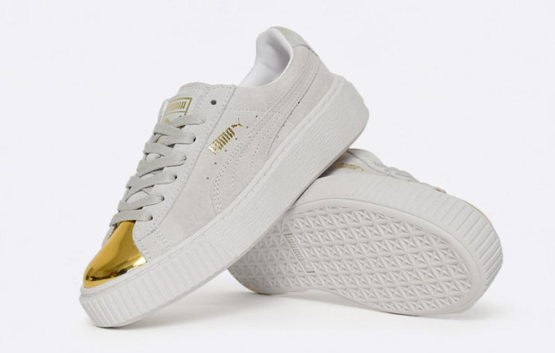 Puma Platform Shoe