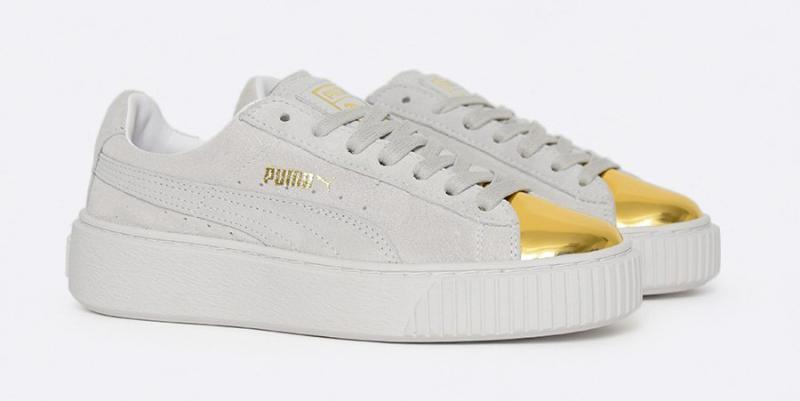 Puma Platform Velvet
