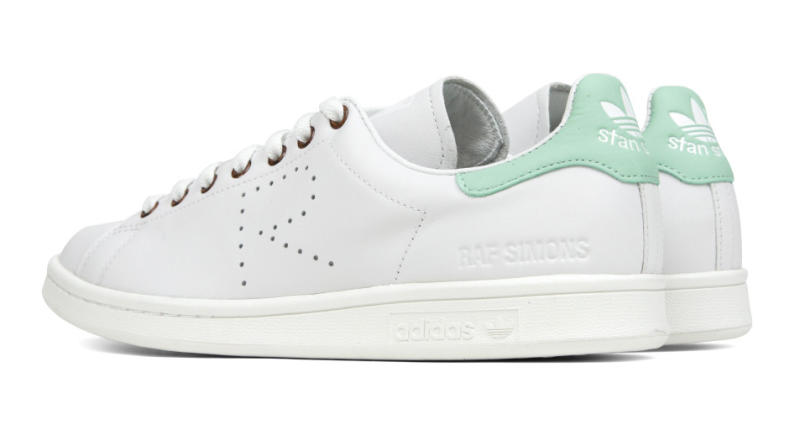 Find this Raf Simons x adidas Stan Smith now at shops like Feature. 5a93eef1e
