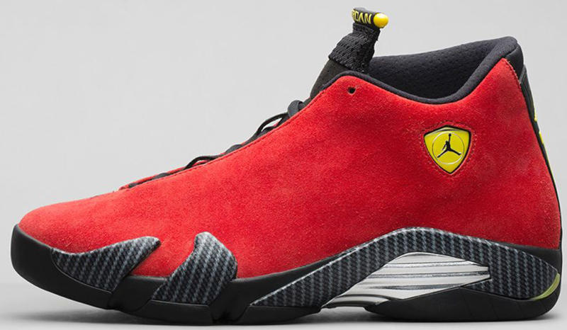 fbe69b13e3d7c3 The Air Jordan 14 Price Guide