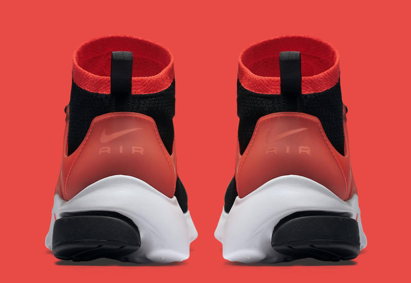 super popular 7ca61 1c8fb Nike Air Presto Ultra Flyknit Red Black | Sole Collector