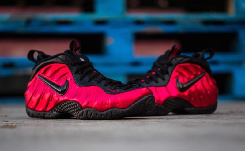 f684c889d69 Nike Foamposite Pro Ben Gordon Red 624041-604 (5)