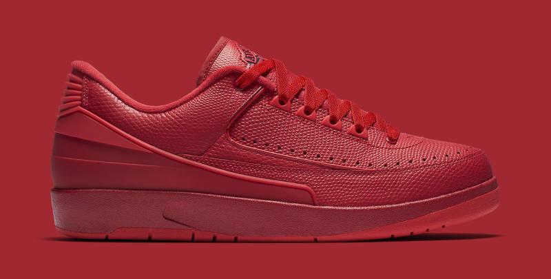 Red Jordan 2 Low Release Date   Sole