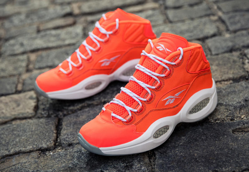 c3b95eeafebd These Allen Iverson Reeboks Have Kevlar on Them. Check out the