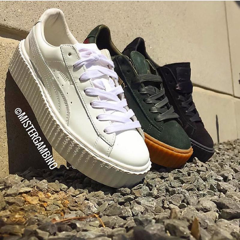 puma creepers release