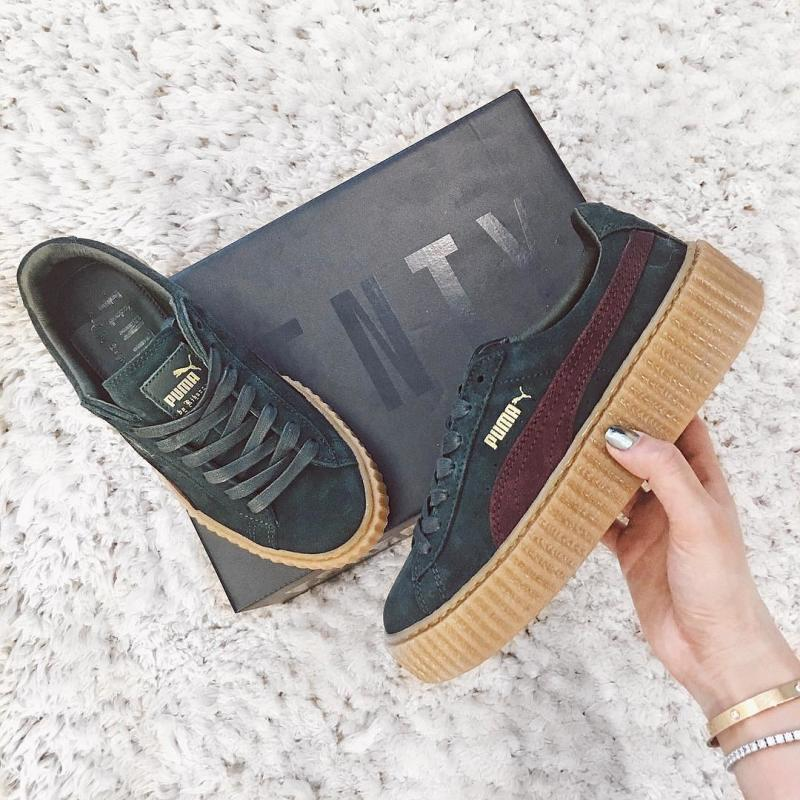 puma fenty rouge bordeaux