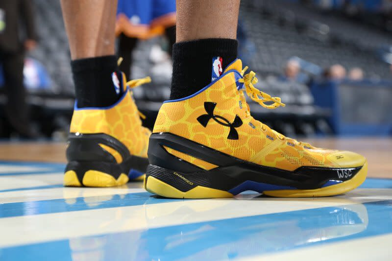 Under Armour Curry 2.5 73 9 Review On Feet