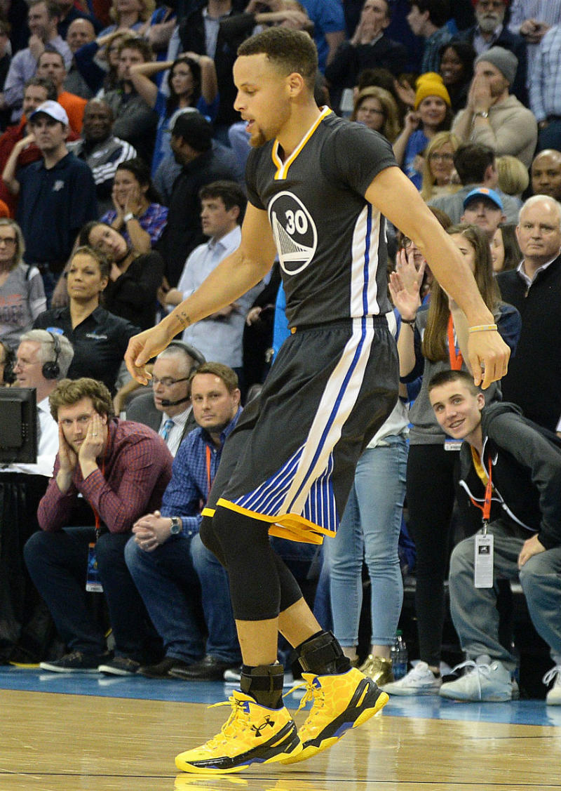 Stephen Curry Scores 36 Points Against the Los Angeles Clippers in the Nike Hyperdunk - The ...