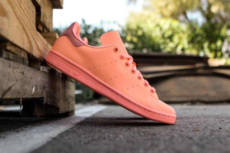 adidas stan smith damen sun glow