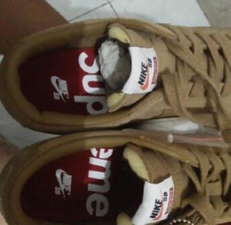 ... x Nike SB Blazer Low GT pair. Supreme stores should be back .