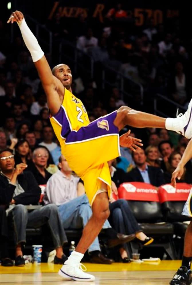 Rockets Vs Grizzlies >> kobe best scoring   Sole Collector