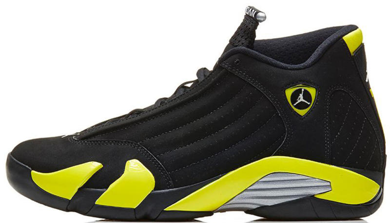 3faaa5528825 Air Jordan 14   The Definitive Guide to Colorways