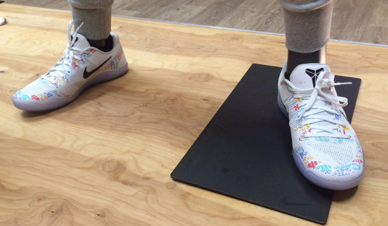 6788a87f324 Nike Takes Kobe s Sneakers to School. First look at