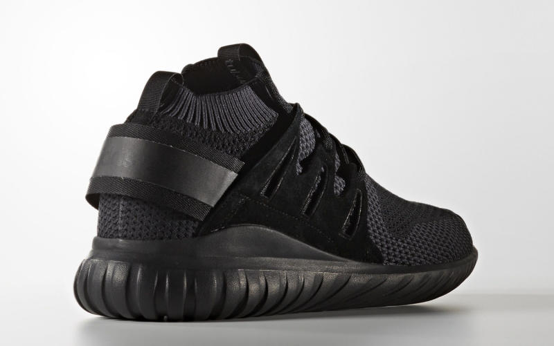 Adidas Tubular Nova Primeknit Black And White