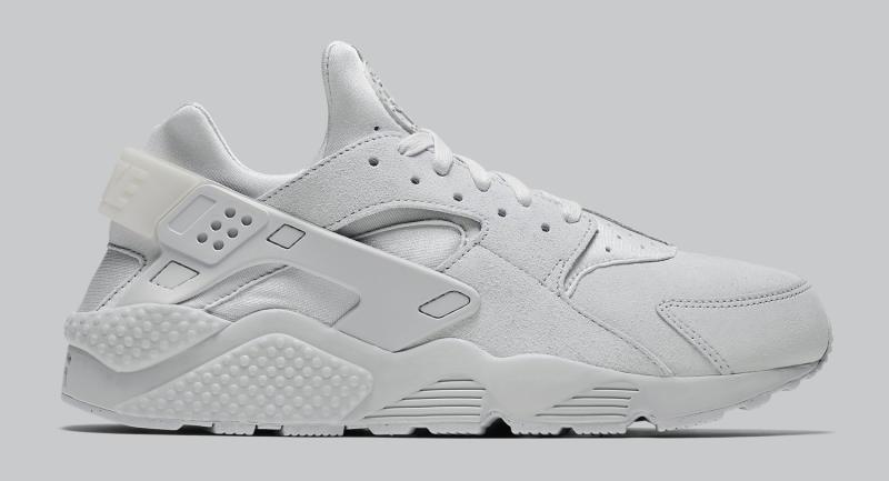 a56066c9838d Nike Air Huarache PRM Color  Neutral Grey Neutral Grey Style    704830-005.  Price   120