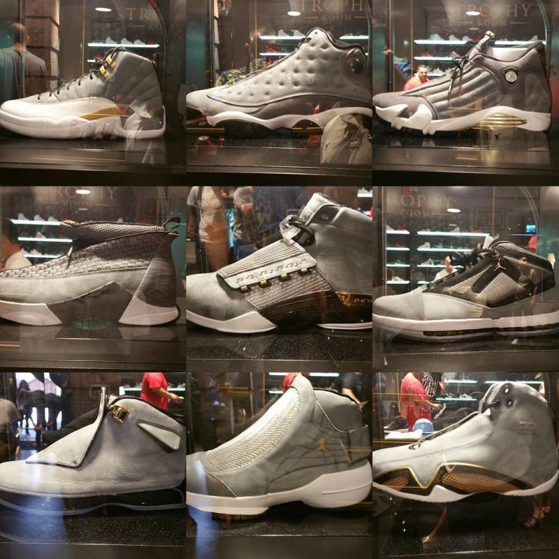 85ed75706680ea Trophy Room x Air Jordan 12-21