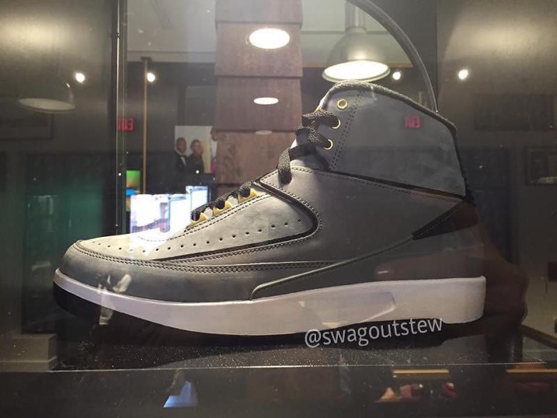 the best attitude df99f 02435 ... Trophy Room x Air Jordan 2) ...