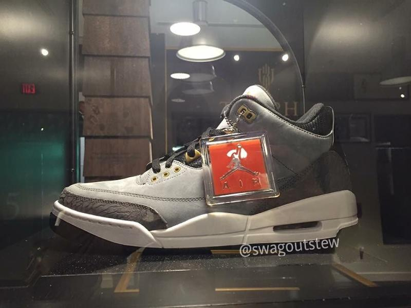 Trophy Room X Air Jordan 3