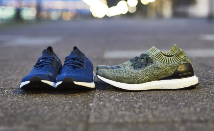 Adidas Ultra Boost Uncaged Navy