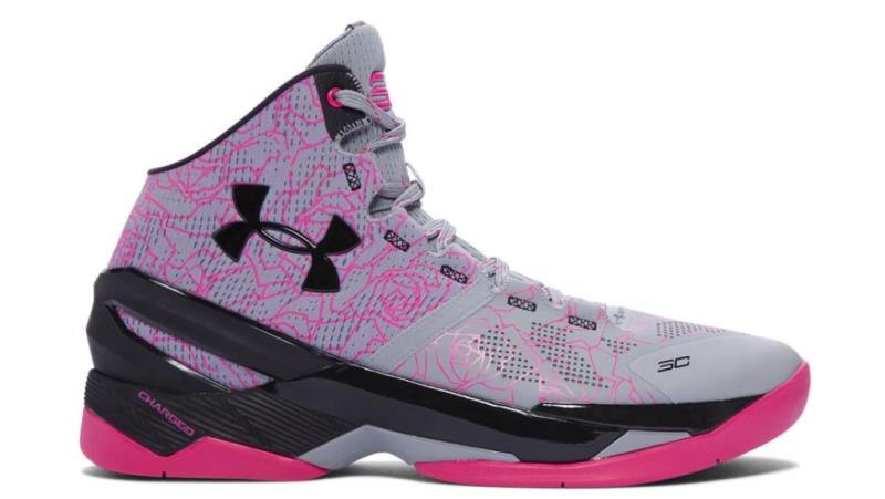 finest selection 6d6f8 ce549 Stephen Curry. Image via Under Armour. Under Armour Curry 2