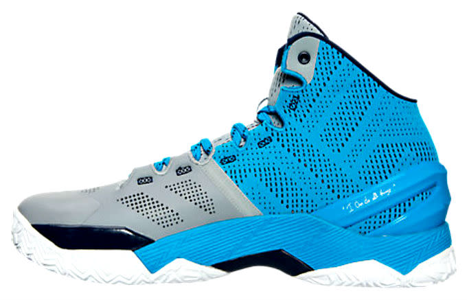 Image Alt Text   Under Armour Curry Two 1259007-036 (2)
