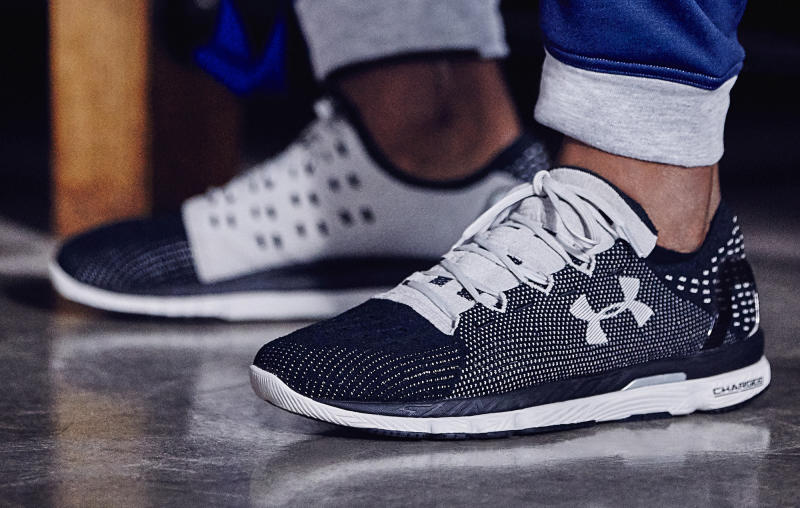 Under Armour Slingshot Knit Sneaker | Sole Collector