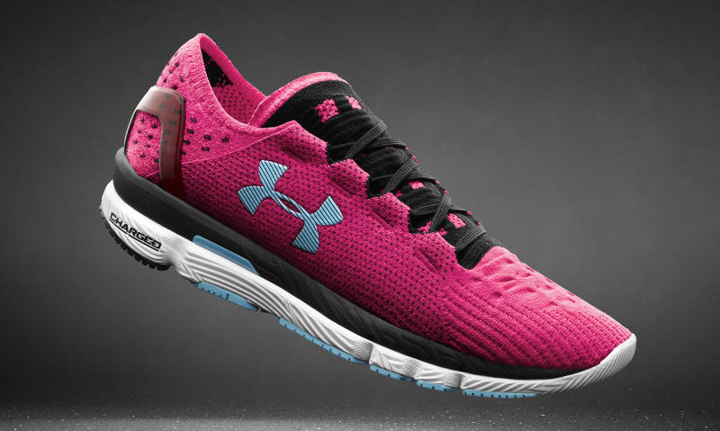Under Armour Slingshot Knit Sneaker   Sole Collector