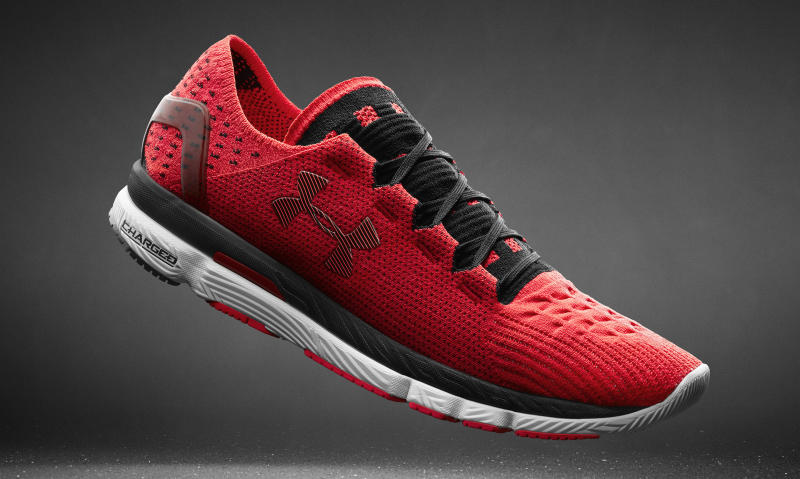 under armour outlet shoes. under armour debuts its first-ever knit sneaker outlet shoes