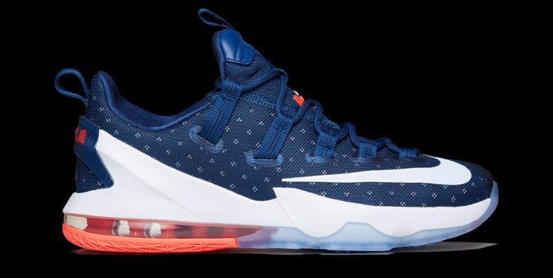 2861aed3109e4 LeBron James  Sneakers Get Patriotic