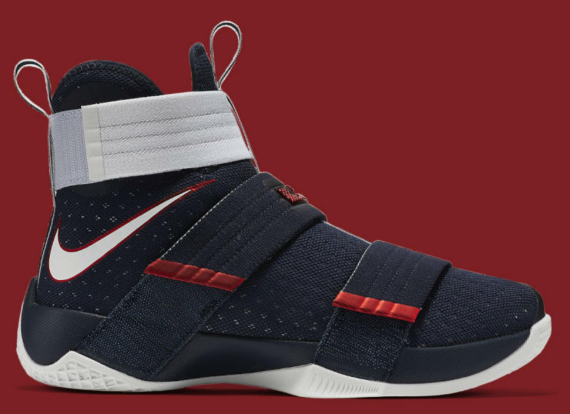 lowest price 9c74a e5d8b Nike LeBron Soldier 10 USA 844379-416 (2)