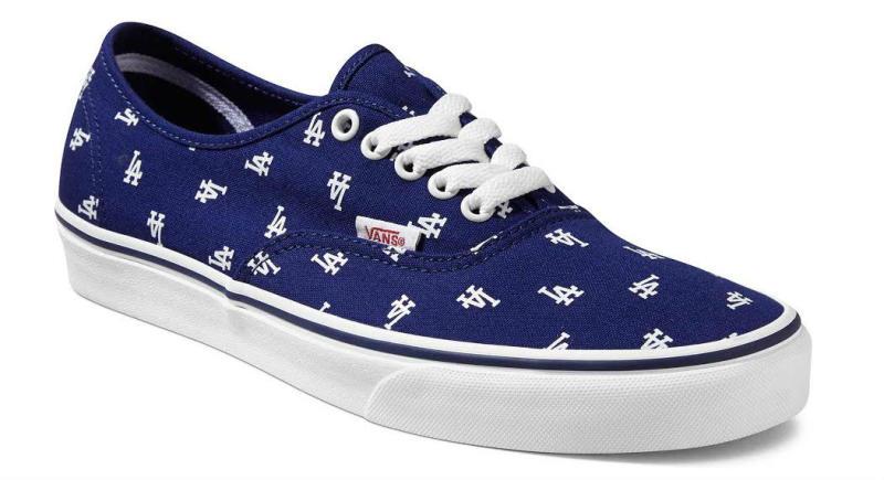 La Dodgers Nike Shoes