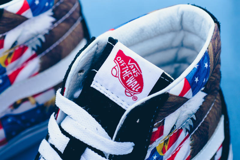 tom et jerri - Vans America Sneakers | Sole Collector