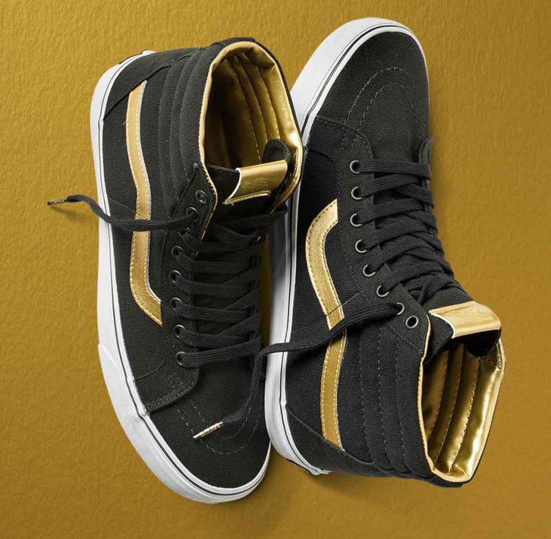 95a231eefe2 Vans 50th Anniversary Sneakers