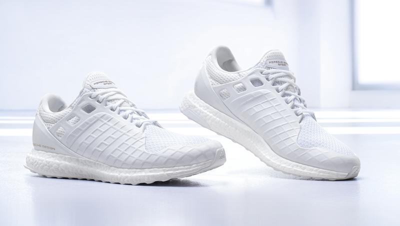 white porsche adidas ultra boost sole collector. Black Bedroom Furniture Sets. Home Design Ideas
