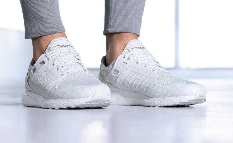 best sneakers e2d51 52878 There s also a black pair of the Porsche Design x adidas Ultra Boost on the  way, although there s no release info yet for that style.