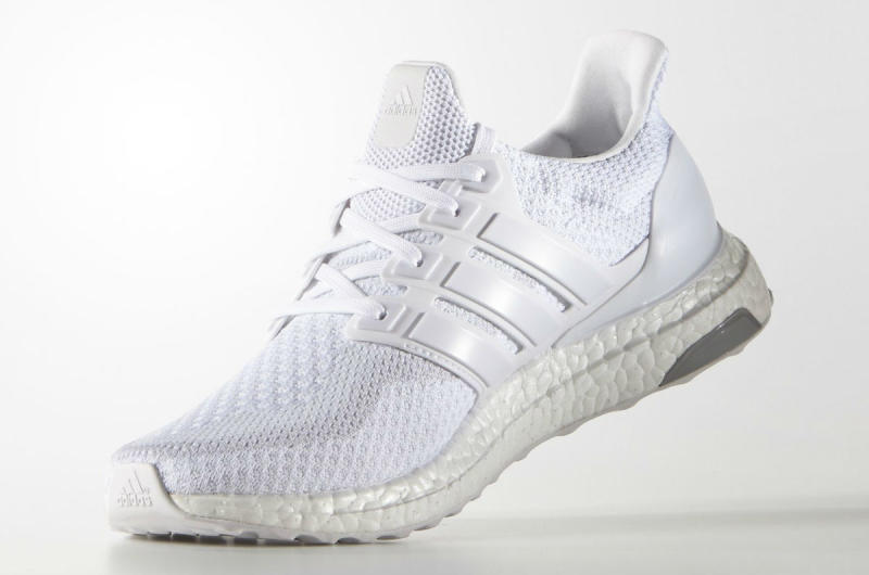 Ultra Boost All White