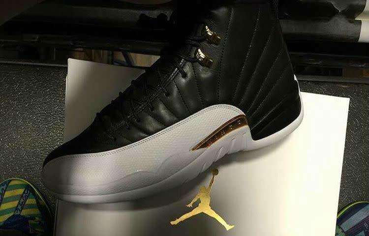 Wings Jordan 12