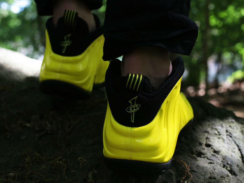 separation shoes fb99d b33a8 Wu Tang Foamposite Release Date | Sole Collector