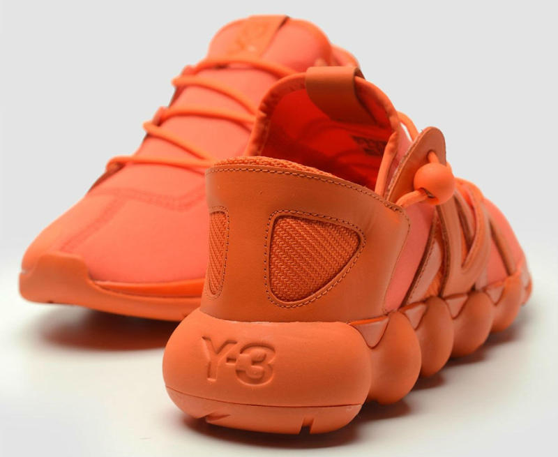 Y-3 Kyujo Low Orange (3)
