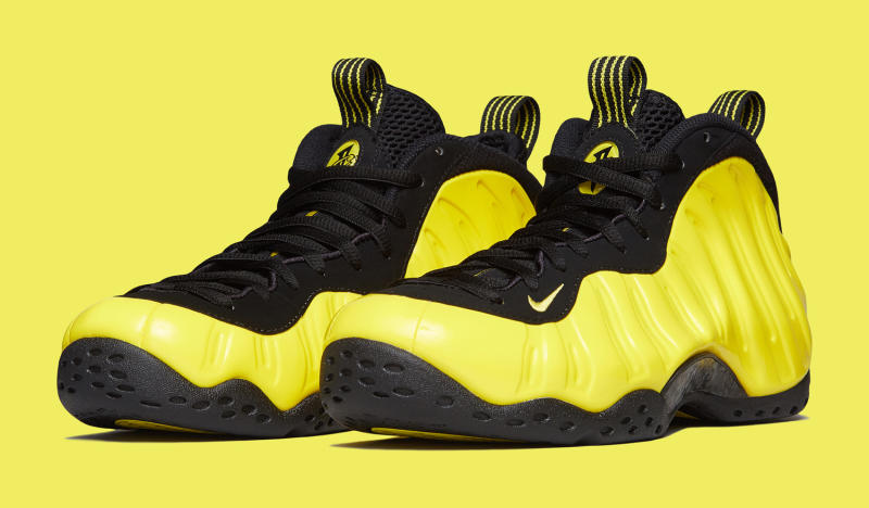 Wu Tang Foamposite Release Date | Sole Collector