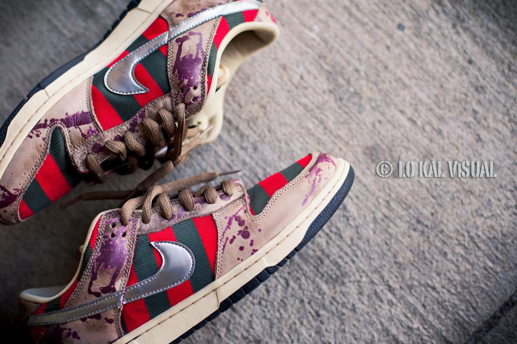 Spotlight // Pickups of the Week 1.5.13 - Nike SB Dunk Low Freddy Krueger by LO KAL VISUAL
