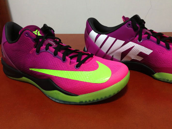 Nike Kobe 8 System Mambacurial 615315-500 (19)