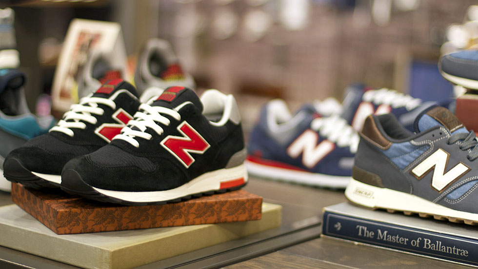 New Balance Reveals Great American Novels Collection at Archives Event (19)