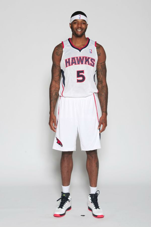 Josh Smith wearing adidas adiZero Ghost 2