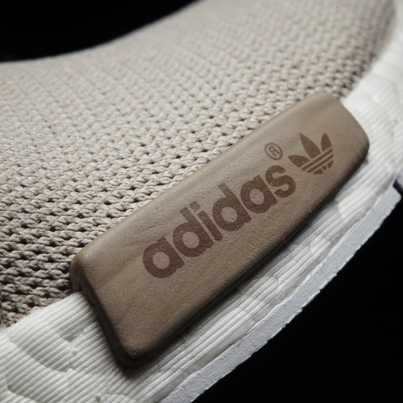 Tan Adidas NMD Detail