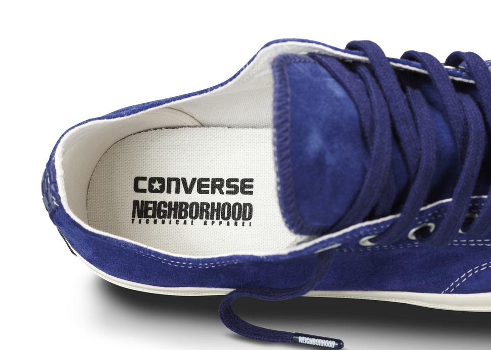 Neighborhood x Converse First String Chuck Taylor 70 Ox insole