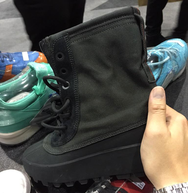 a7fb500fb9d34 Up Close With Kanye West s adidas Yeezy 950 Boots